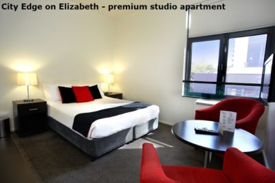 Discover Our Premium Studio Apartment in Melbourne