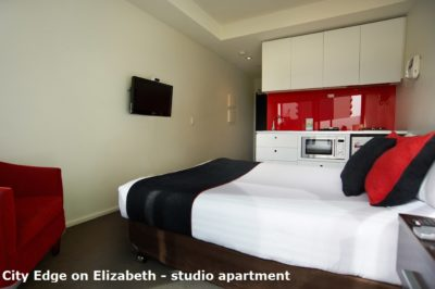Click to View Our Studio Apartment for Rent in Melbourne
