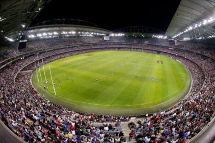 Get a closer look at this iconic sporting ground